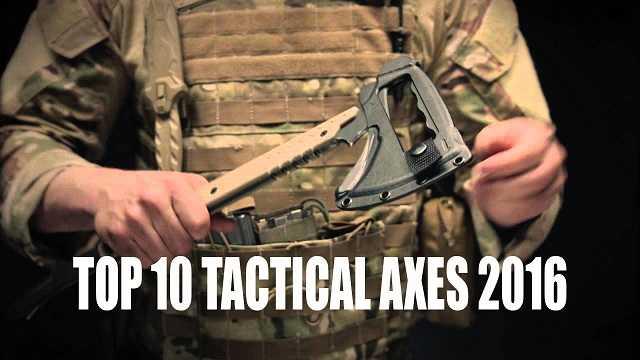 best-tactical-axe