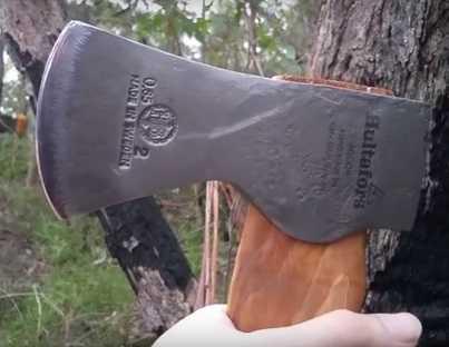Hultafors Classic Hunting Axe head